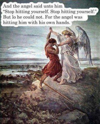 angelhitting