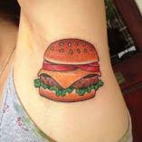 Armpit Big Mac.